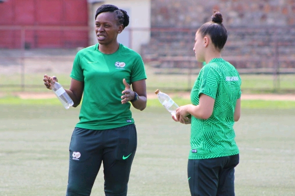 South Africa Coach: U-20 WWC Qualifier Is Lifetime Opportunity To Beat Nigeria