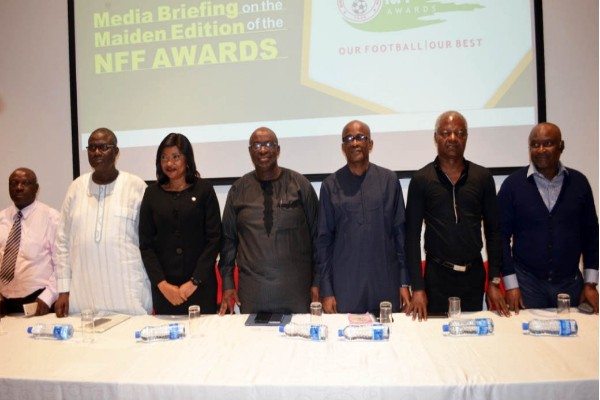 First NFF Awards Unveiled, To Be Held In February, Keshi Honoured