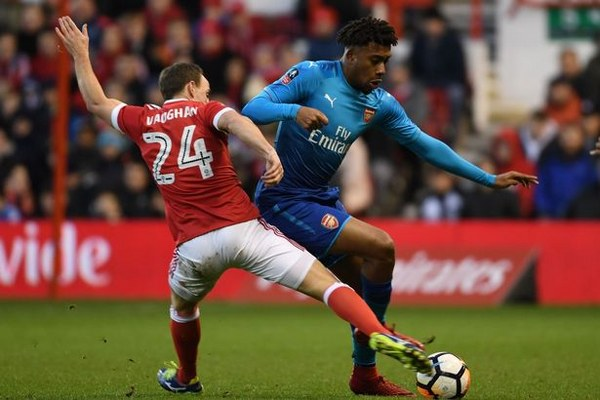 Iwobi Spotted At Wild Party Hours Before Arsenal Collapse Vs Forest