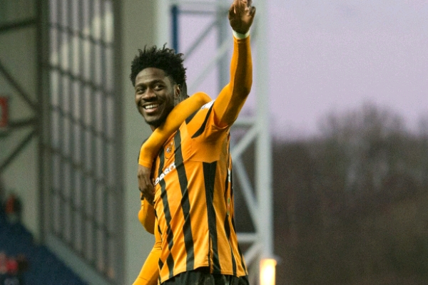 Aina Grateful To Hull For Successful Loan Spell From Chelsea