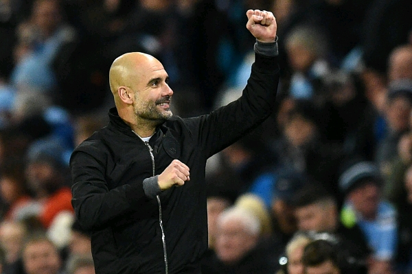 Guardiola Beats Conte, Klopp To EPL December Best Manager Award, Sets Record