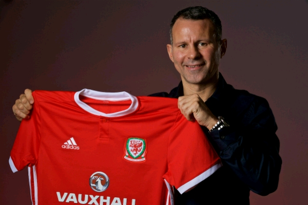 Wales Appoint Man United Legend Giggs As New Manager