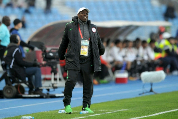 CHAN 2018: Yusuf Targets Top Spot In Group C