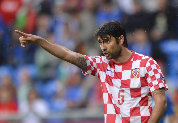 Croatia Defender, Corluka: Beating 'Tricky Nigeria' Will Boost Our Chances Of Reaching Russia 2018 2nd Round