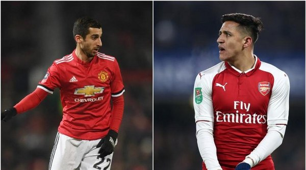Wenger Reveals Sanchez, Mkhitaryan Swap Will Be Done By Monday; Dismisses Aubameyang Deal