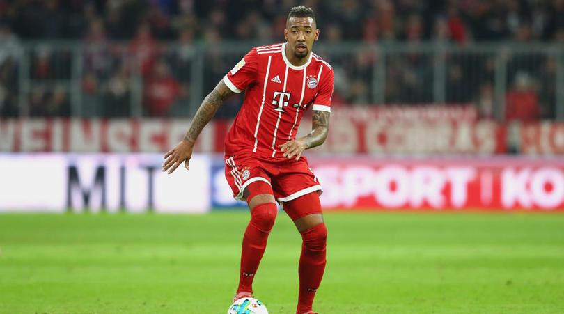 Bayern Munich Get Boateng Boost After Injury-Plagued 2017