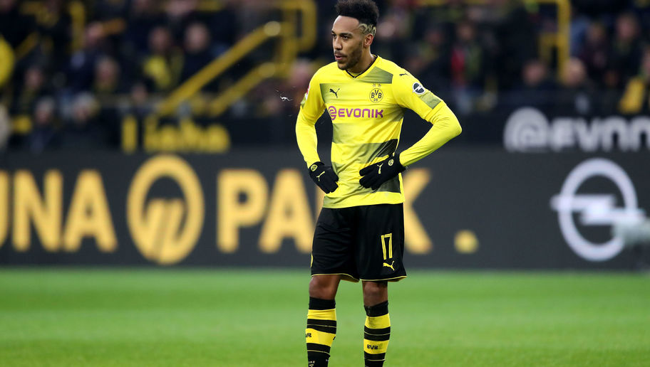 No Mega-Money China Move For Aubameyang As Guangzhou Deny 'Groundless' Transfer Speculation