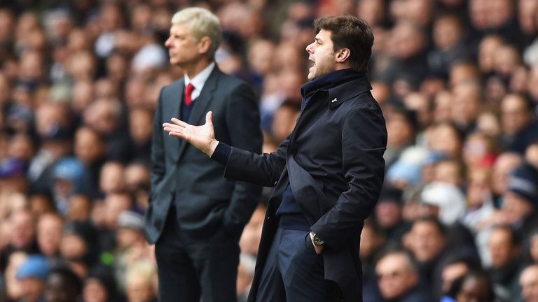 Pochettino To Wenger: Shut Up And Face Your Club