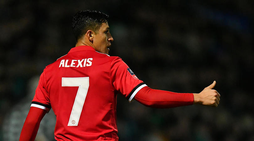 Beckham: Sanchez Is Worthy Of Wearing Manchester United's Iconic Number Seven Shirt