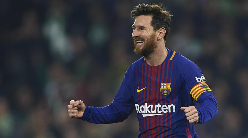 Barca Coach Valverde: Messi Is The Best Player There Is And There Ever Will Be