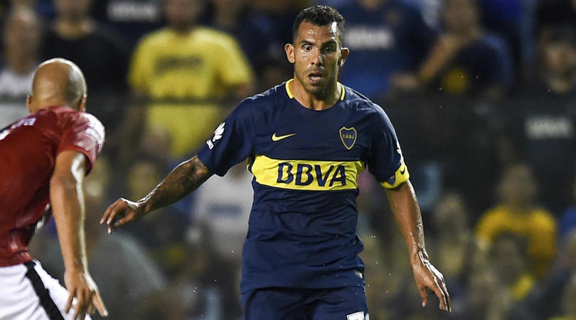 Tevez Makes Third Boca Juniors Debut, Impresses In 2-0 Win Over Colon