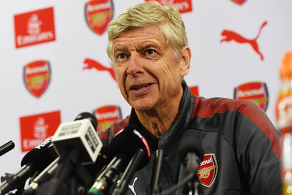 Carabao Cup Final: Wenger Unsure Of Iwobi, Sticks With Ospina, Reveals How To Beat City