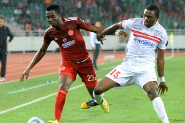 Wydad Coach: Why I Played Chikatara In Super Cup Vs TP Mazembe