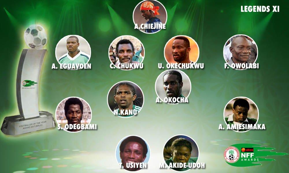 Odegbami: The Great But Controversial NFF Awards