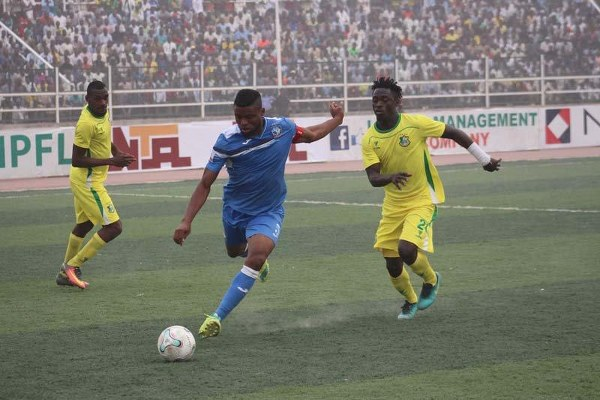 NPFL: Kano Pillars, Enyimba Battle For Top Spot, MFM Host Lobi Stars