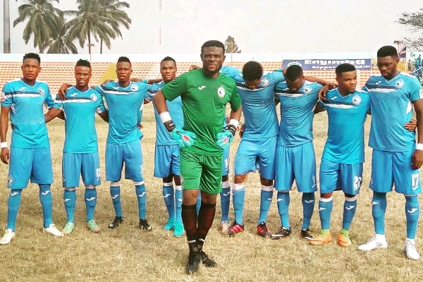 Enyimba To Face Benin's Energie FC In CAF Confed Cup