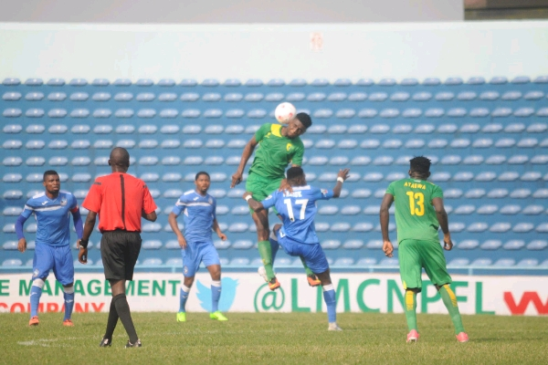 NPFL: Enyimba Edge Out Plateau United, Move Up To Fifth