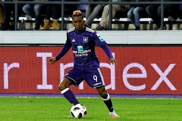 Onyekuru Keen To Make Anderlecht Return