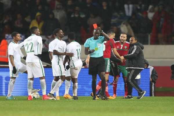 Okoro Apologises To Nigerians For Home Eagles' CHAN Final Defeat To Morocco