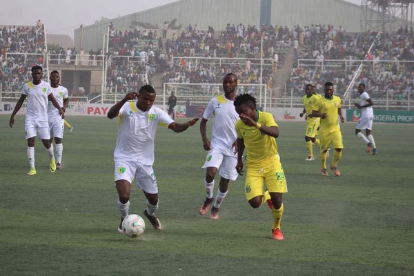 Boboye Confident As Plateau United Begin Debut CAFCL Campaign
