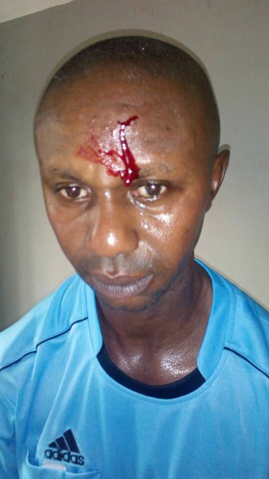 Sunshine Stars Fans Attack Referee After Draw With Pillars, Club Face LMC Sanction