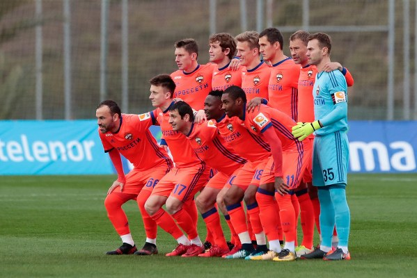 Europa League: Musa Makes Competitive CSKA Debut In Draw Vs Red Star