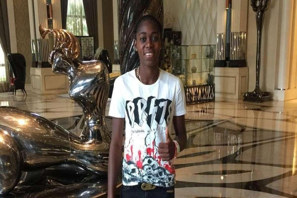 Oshoala Laments Flamingoes' Failure To Qualify For U-17 Women's World Cup
