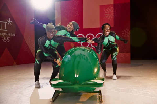 Winter Olympics: Nigeria Bobsled Duo Improve Timing In Official Heats