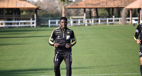Aremu Can't Wait For Kick-Off Of Norwegian League