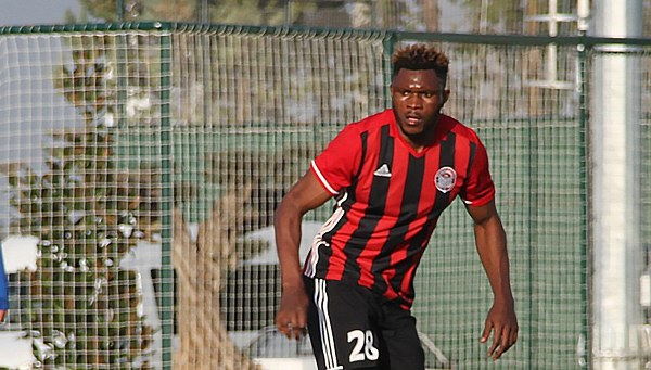 Samuel: To Play Matches,Earn Spot In Nigeria's World Cup Squad Motivated Me To Join Amkar Perm