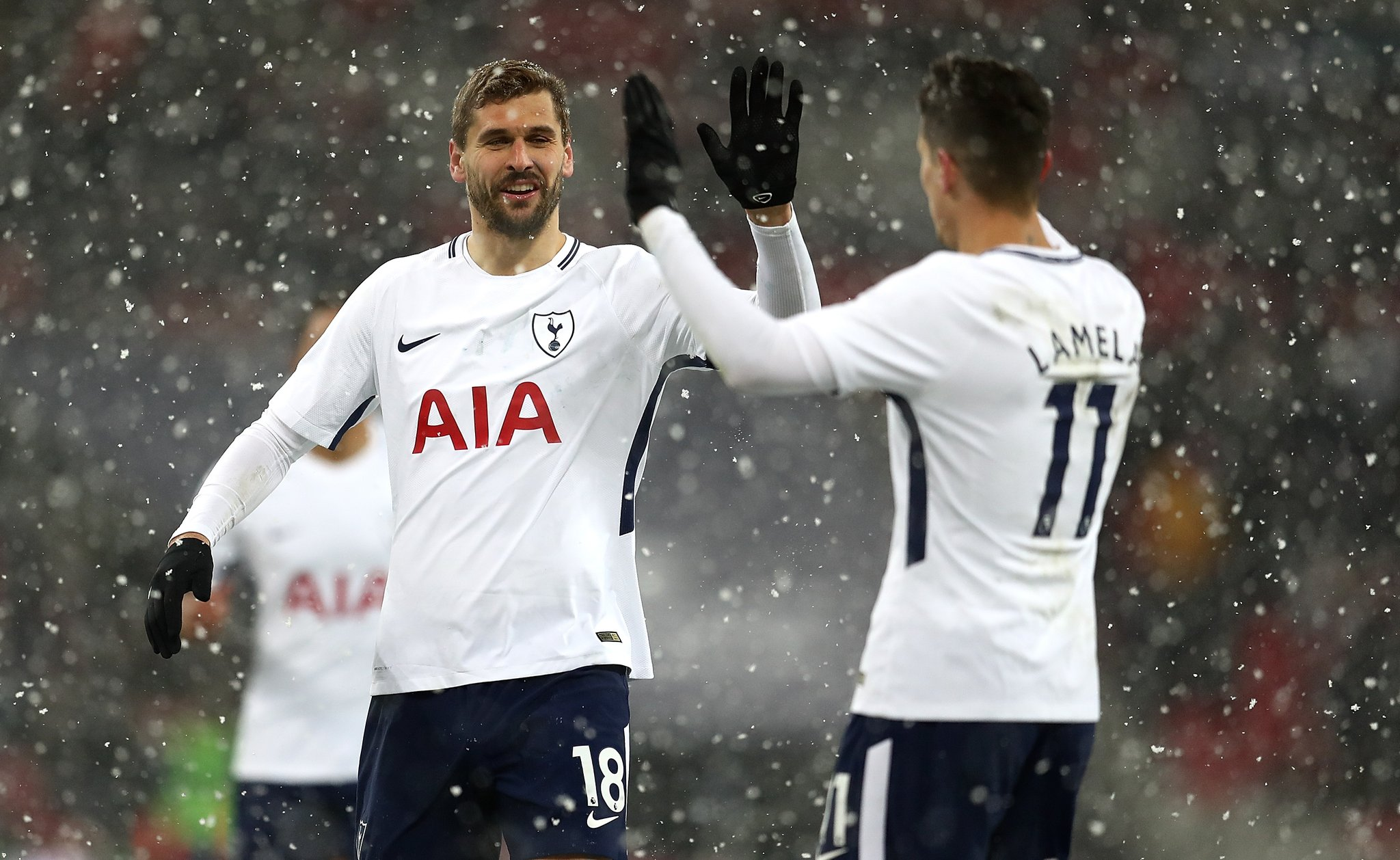 Llorente Hits Hat-trick As Spurs Fly Past Rochdale Into FA Cup Quarter-Finals