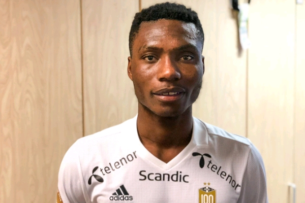 Nigerian Youngster Ogbu Joins Norway's Rosenborg