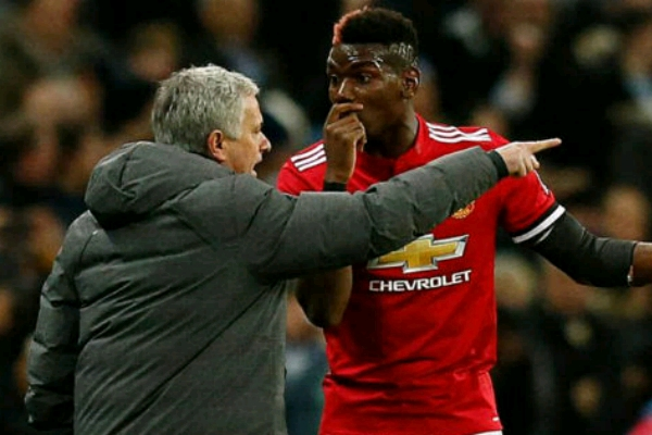 Mourinho Charges Pogba To Earn United Starting Role; Eager For Clash Vs 'Good Manager Conte, Fantastic Chelsea'