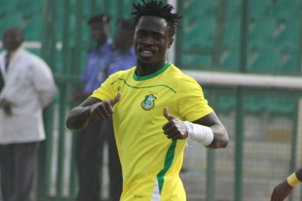 Kano Pillars' Seven-Goal Hero Lokosa Vows To Shoot Down Enyimba
