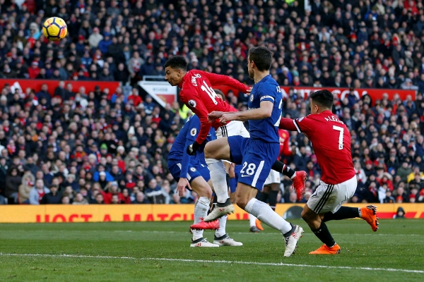 """Conte Claims """"Unlucky"""" Chelsea Deserved Draw Vs United, Fears For Top Four Place"""