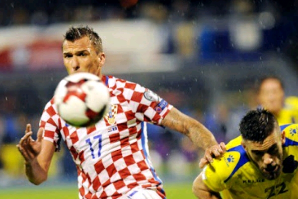 Focus On Nigeria's Russia 2018 Opponents: Croatia's Workaholic Forward MANDZUKIC