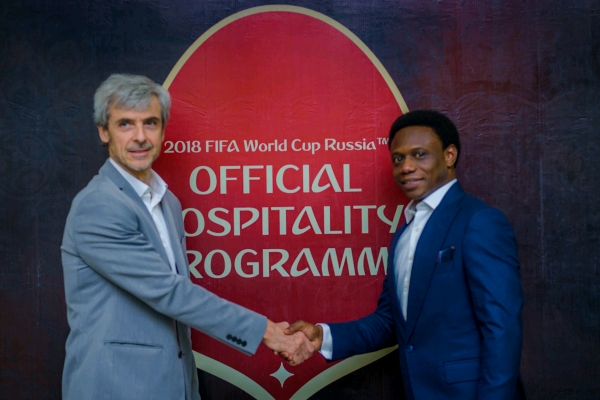Match Hospitality Appoints Integral As Nigeria's Exclusive Sales Agent For Russia 2018 Hospitality Programme