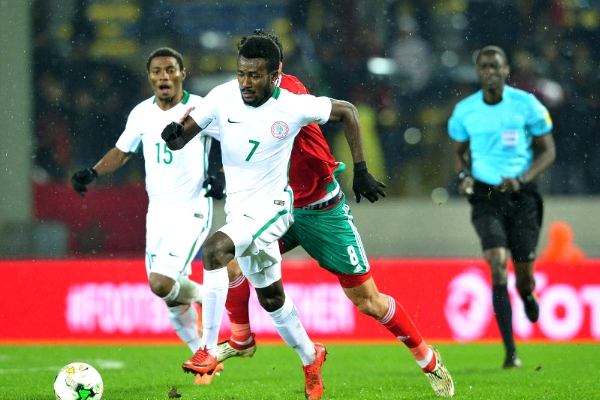 NOT GOOD ENOUGH: How Home Eagles Rated Vs Morocco