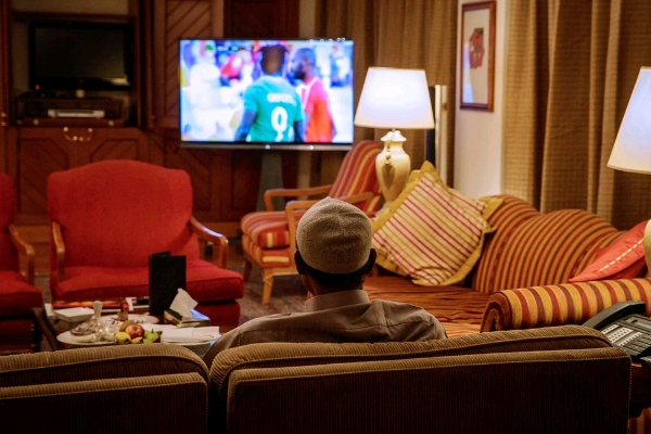 Buhari To Receive FIFA World Cup Trophy On Wednesday