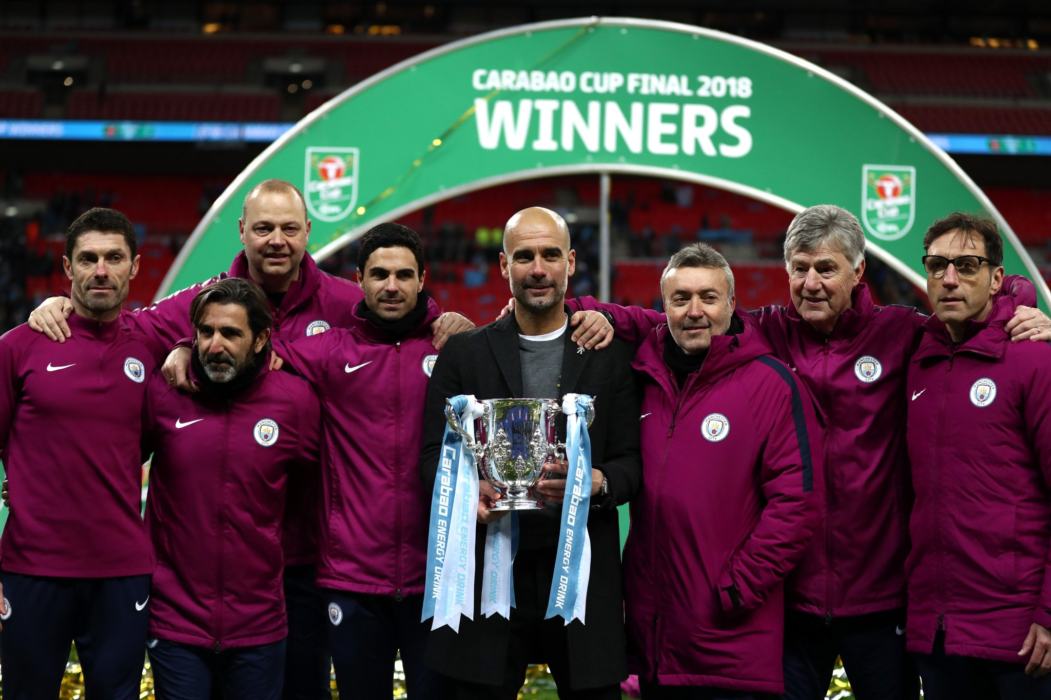 Guardiola Guns For EPL, Champions League Titles After Carabao Cup Win