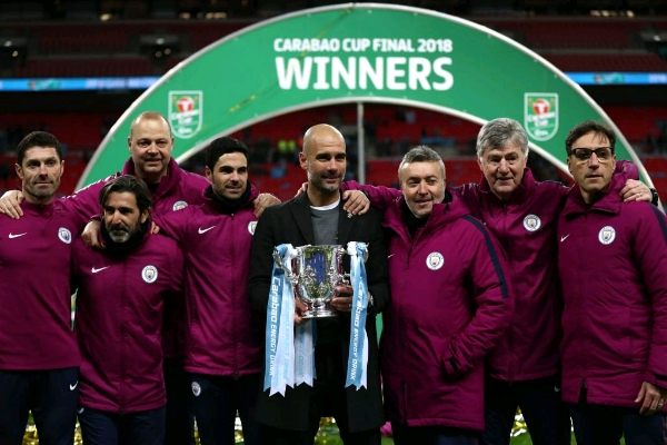 Guardiola: Man City's Road To EPL Title Is Still Rough