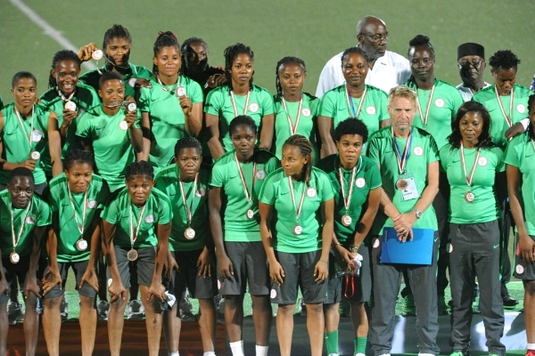 Super Falcons Receive N25m In Outstanding Bonuses, Allowances