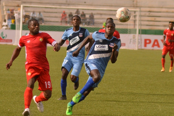 NPFL: Wikki Tourists Edge Out Lobi Stars In Jos