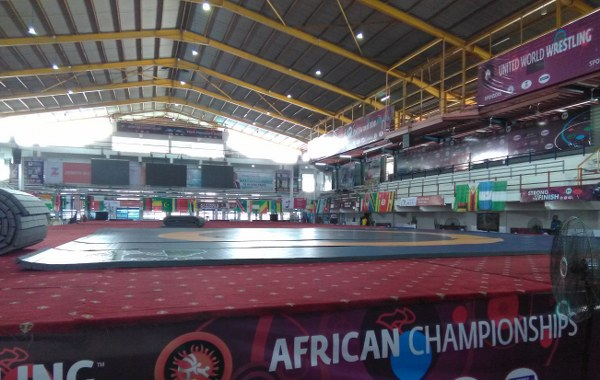 Port Harcourt Ready For African Wrestling Championship