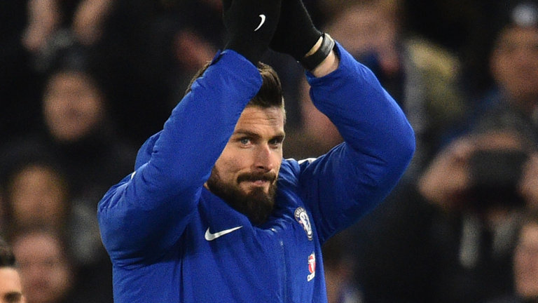 Giroud: Sevilla, Dortmund And Roma Wanted Me But Chelsea Was My Choice