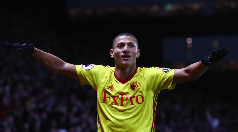 Chelsea, Arsenal, Spurs In Battle For Richarlison; Watford Striker Happy With Hornets