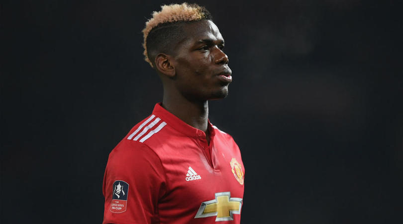 Pogba Ruled Out Of Man Utd's Huddersfield Trip Due To Illness