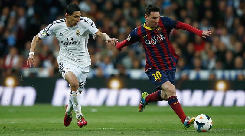 Di Maria: My Real Madrid Past Cannot Stop Me From Playing For Barcelona