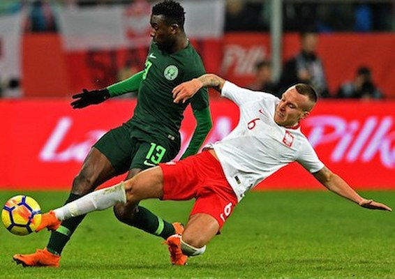 Glik: Poland Didn't Deserve To Lose To Nigeria