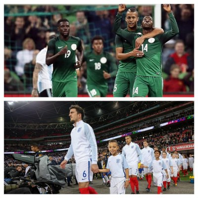 Fans To Pay Up To N50k To Watch England Vs Super Eagles Friendly